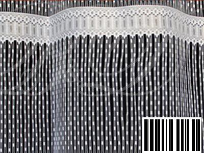 Firana żakardowa Typu Makaron 0065